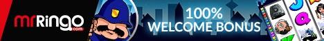 Get your Welcome Bonus at MrRingo Casino