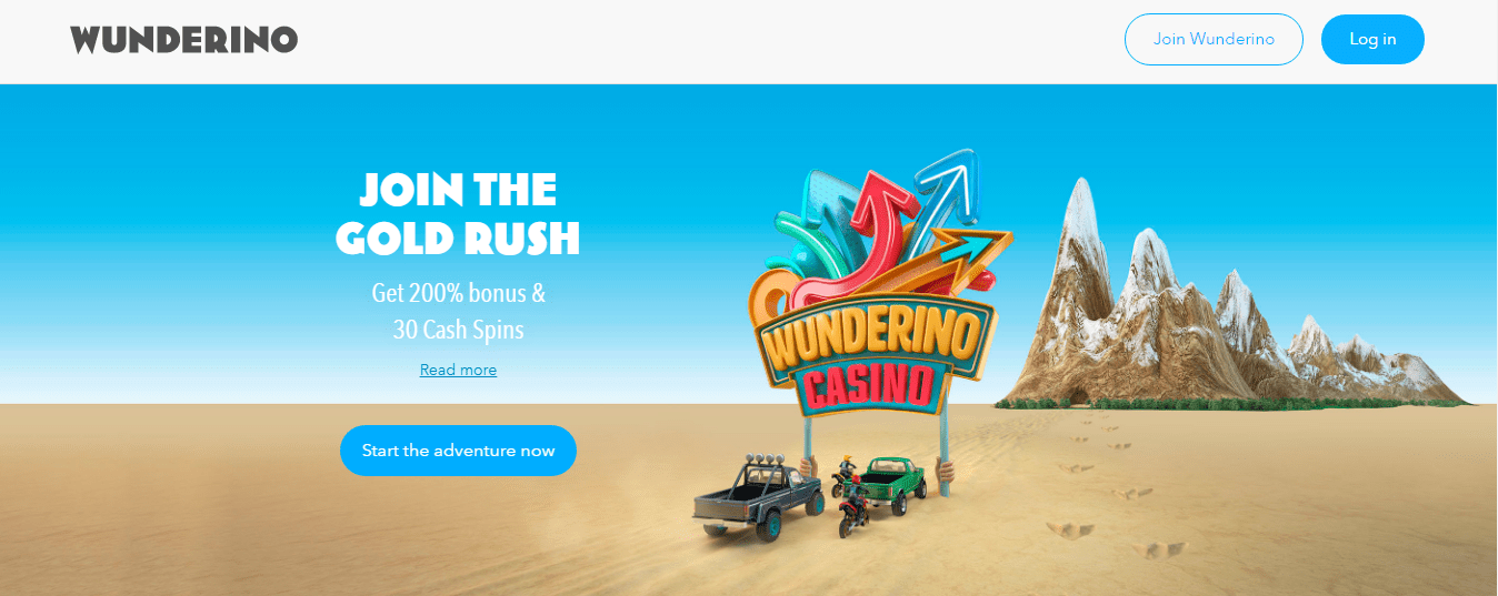 wunderino casino bewertung