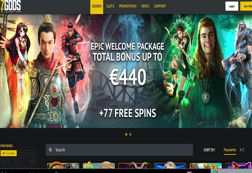 7gods casino no deposit