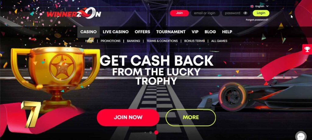 Winnerzon Site